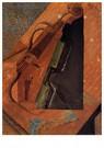 Juan Gris(1887-1927)  -  The Violin I - Postkaart -  A15799-1