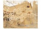 Isaac Levitan(1860-1900)  -  Dacha In Spring - Postkaart -  A16215-1