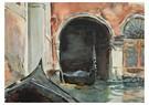 John Singer Sargent(1856-1925) -  In Venice - Postkaart -  A16391-1