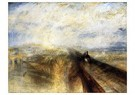 William Turner(1775-1851)  -  Rain, Steam And Speed The Great Western Railway - Postkaart -  A16423-1