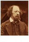 Julia Margaret Cameron(1815-79 -  Alfred Tennyson - Postkaart -  A16523-1