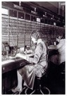 Lewis Hine(1874-1940)  -  Josephine Borgess, Western Electric, Kearny - Postkaart -  A16751-1