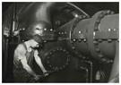 Lewis Hine(1874-1940) - Steamfitter (Work Portrait) - Postkaart - A16756-1