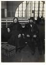 Lewis Hine(1874-1940) - Couple, Ellis Island - Postkaart - A16762-1