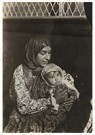 Lewis Hine(1874-1940)  -  Ellis Island (Mother And Child) - Postkaart -  A16778-1