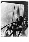 Lewis Hine(1874-1940)  -  Empire State Building, New York City - Postkaart -  A16780-1