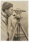 Lewis Hine(1874-1940)  -  Surveyor The Empire State Building - Postkaart -  A16784-1