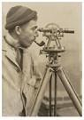 Lewis Hine(1874-1940)  -  Landmeter het Empire State Building - Postkaart -  A16784-1