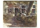 Max Liebermann(1847-1935)  -  Alt Frauenhaus In Laren, Unter Bäumen - Postkaart -  A17142-1