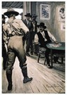 Maynard Dixon(1875-1946)  -  Go Get One - Postkaart -  A17236-1