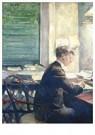 Edvard Munch(1863-1944)  -  Halvard Stub Holmboe - Postkaart -  A17704-1