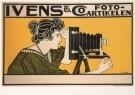 J.G.van Caspel (1870-1926)  -  Ivens & Co - Postkaart -  A1813-1