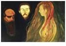 Edvard Munch(1863-1944)  -  Tragedy - Postkaart -  A18158-1