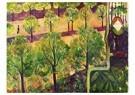 Edvard Munch(1863-1944)  -  Boulevard In Paris - Postkaart -  A18166-1