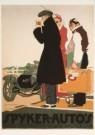 Piet van der Hem (1885-1961)  -  Hem, v.d./Spyker-A./coll.Le C. - Postkaart -  A1820-1