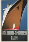 Wim ten Broek (1905-1996)  -  Holland-Amerika Lijn - Postkaart -  A1825-1