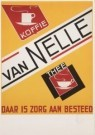 Jac. Jongert (1883-1942)  -  Van Nelle, koffie & thee - Postkaart -  A1826-1