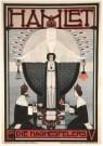 Chris Lebeau (1878-1945)  -  Hamlet - Postkaart -  A1829-1