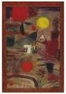Paul Klee(1879-1940)  -  Feier Und Untergang - Postkaart -  A18663-1