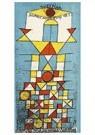 Paul Klee(1879-1940)  -  Die Erhabene Seite - Postkaart -  A18685-1