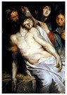 Peter Paul Rubens(1577-1640)  -  Lamentation (Christ On The Straw) - Postkaart -  A18865-1