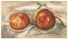 Auguste Renoir (1841-1919)  -  Deux Pommes - Postkaart -  A19092-1