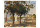 Auguste Renoir (1841-1919)  -  Port Du Pornic (La Voile Blanche) - Postkaart -  A19198-1