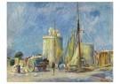 Auguste Renoir (1841-1919)  -  La Rochelle - Postkaart -  A19271-1