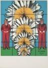 Gilbert & George  -  Stand - Postkaart -  A1978-1