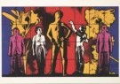 Gilbert & George  -  Naked Faith - Postkaart -  A1985-1