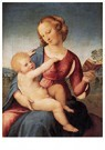 Rafaël Sanzio (1483-1520)  -  Colonna Madonna - Postkaart -  A19998-1