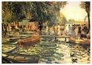 Pierre-Auguste Renoir (1841-19 -  La Grenouillere - Postkaart -  A20008-1