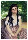 Pierre-Auguste Renoir (1841-19 -  The Gypsy Girl Aka Summer - Postkaart -  A20011-1