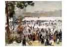 Auguste Renoir (1841-1919)  -  Skaters In The Bois De Boulogne - Postkaart -  A20062-1