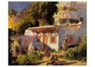 Auguste Renoir (1841-1919)  -  Mosque In Algiers - Postkaart -  A20184-1