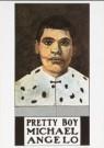 Peter Blake (1932)  -  Blake/ Pretty boy .../BvB - Postkaart -  A2028-1