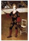 Auguste Renoir (1841-1919)  -  The Clown Aka James Bollinger Mazutreek - Postkaart -  A20364-1