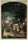 Gerard Dou (1613-1675)  -  Dou/ De kwakzalver/BvB - Postkaart -  A2040-1