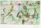 Paul Klee (1879-1940)  -  Im Bach'schen Stil, 1919 - Postkaart -  A2055-1