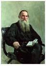 Ilya Repin (1844-1930)  -  Portrait Of Lev Tolstoy 1887 - Postkaart -  A20862-1