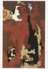 Clyfford Still (1904-1980)  -  Still/ 1946-L/ AKG - Postkaart -  A2086-1