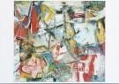 Willem de Kooning (1904-1997)  -  Gotham News - Postkaart -  A2096-1