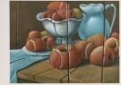 Arnold Reemer (1925-1981)  -  Reemer/ Doorgezaagd stilleven - Postkaart -  A2122-1
