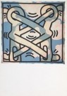 Keith Haring (1858-1990)  -  Untitled - Postkaart -  A2154-1