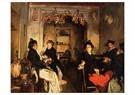 John Singer Sargent(1856-1925) -  Venetian Wineshop - Postkaart -  A21607-1