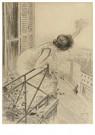 Théophile Steinlen(1859-1923)  -  Au Revoir - Postkaart -  A22207-1