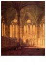 William Turner(1775-1851)  -  Interior Of Salisbury Cathedral - Postkaart -  A22426-1