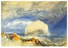 William Turner(1775-1851)  -  Rainbow (Or A View On The Rhine From Dunkholder Vineyard, Of - Postkaart -  A22445-1