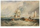 William Turner(1775-1851)  -  Portsmouth - Postkaart -  A22449-1