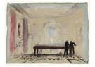 William Turner(1775-1851)  -  Playing Billiards, Petworth - Postkaart -  A22519-1